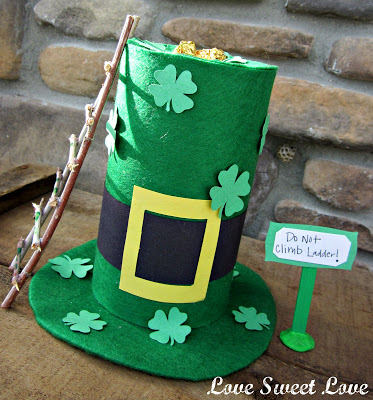 hat leprechaun trap
