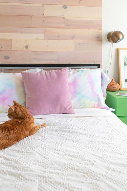 Pastel Watercolor Pillowcases