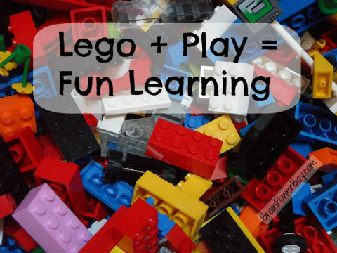 article on LEGO + Play = Fun Learning for Boys.
